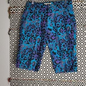 Pants - NWOT Acess brand  blue and purple jeans
